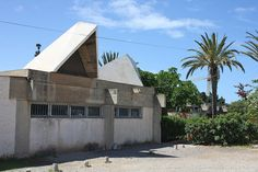 Post-Corbusian Architecture in Agadir/Morocco: Delegation de la Sante 1968-69 by Elie Azagury (1918-2009)