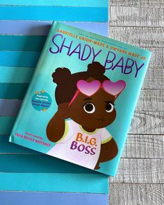 Shady Baby keeps it real in this picture book collaboration by New York Times bestselling duo actress and producer Gabrielle Union and NBA superstar and businessman Dwyane Wade. Find out in this upbeat picture book that teaches kids to speak their minds and stand up for what they believe in. Perfect for fans of The Boss Baby and Feminist Baby! 📸 @ohyouread Gabrielle Union, Medium, Reading, Instagram, Reading Books, Medium Long Hairstyles