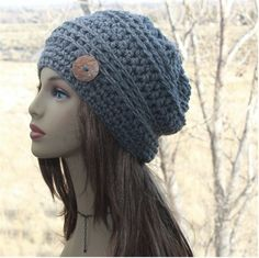 Check out this item in my Etsy shop https://www.etsy.com/listing/503161285/slouchy-beanie-hat-womens-winter-hat