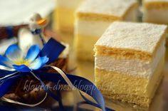 Z mojej kuchyne i fotoaparátu ...: Medový kremeš Krispie Treats, Rice Krispies, Vanilla Cake, Cheese, Sweet, Food, Candy, Essen, Meals