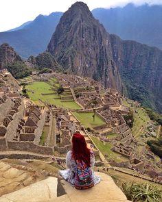 Trilha Inca, Machu Picchu - Peru