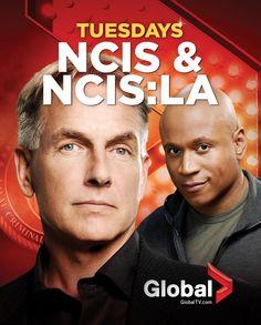 NCIS & NCIS: Los Angeles - Tuesdays beginning September 25 on Global