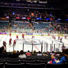 It's GRIFFINS HOCKEY!