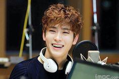 Jaehyun's smile so cute