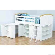 Awesome Beds 4 Kids - Burleigh Midi Sleeper , $899.00 (http://www.beds4kids.com.au/burleigh-midi-sleeper/)