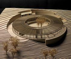 manuelcervantes [ ] Send your work to or tag Maquette Architecture, Architecture Model Making, Bamboo Architecture, Organic Architecture, Architecture Student, Concept Architecture, Futuristic Architecture, Interior Architecture, Landscape Architecture Model