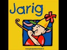 Hihahartelijk gefeliciteerd - verjaardagsliec Childrens Books, Videos, Preschool, Birthdays, Happy Birthday, Scooby Doo, Teaching, Songs, Disney Characters