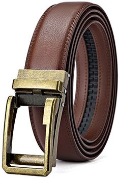 Cowboy /& Business Work Great for Jeans BESTKEE 100/% Full Grain Real Leather with Anti-Scratch Pin Buckle Casual Mens Leather Belt