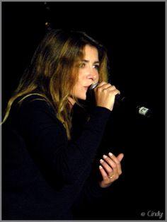 Julie Zenatti à Périgueux - Finale de la Truffe d'Argent - 29 Aout 2014