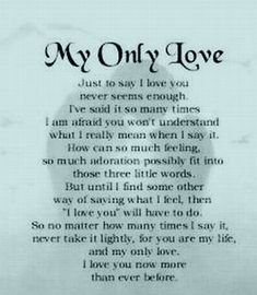 Love Poems for Him <3