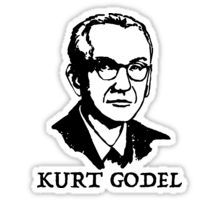 'Kurt Godel ' by MichaelRellov Famous Historical Figures, It Works, Iphone Cases, Throw Pillows, Stickers, American, Art, Art Background, Cushions