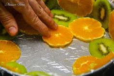 5.Tort Cu Fructe Si Piscoturi I Foods, Diy And Crafts, Orange, Projects