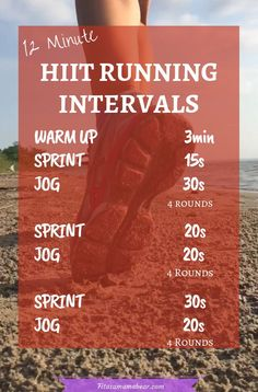 Sprint workout, cardio hiit workout for runners to burn fat and get fit #sprints #cardioworkout #hiit #hiitworkout #running #treadmillworkout