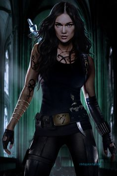 """Which """"Mortal Instruments"""" Character Are You? I got Isabelle Lightwood!"""