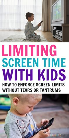The benefits of liming screen time but how to do this without tears or tantrums when it's time to hit the off button. Why & how to enforce screen limits. Cute Baby Names, Baby Girl Names, Gentle Parenting, Parenting Advice, Natural Parenting, Writing Prompts For Kids, Kids Writing, Positive Parenting Solutions, Sibling Relationships