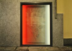 """""""Love Dies, Pizza Is Forever""""  alla lettera identity project by yet matilde"""