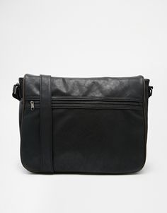 River Island Bag with Flapover and Zip