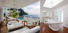 The simply beautiful Residences, at Sugar Beach St Lucia http://www.sugarbeachresidences.com/ Sugar Beach Residences