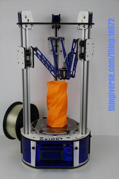 SeeMeCNC - Orion Delta 3D Printer [Great Reviews]
