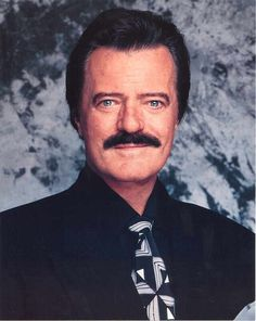 Robert Goulet, Actor, Singer. One of my best celeb memories. We sat in a Burger King in Detroit at the same table talking about cigars. Delightful. I met him again years later in D.C., still a gracious gentleman.
