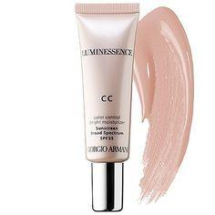 Giorgio Armani Beauty Luminessence CC Cream Nr.4 30ml Gimle Parfymeri- anbefalt
