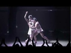 melanie moore and marko germar, song - turn to stone choreographed by travis wall