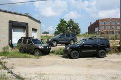 Urban Group Shoot - Second Generation Nissan Xterra Forums (2005+)
