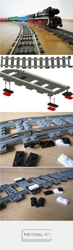 Long Curves | World of Bricks | Holger Matthes - created via https://pinthemall.net