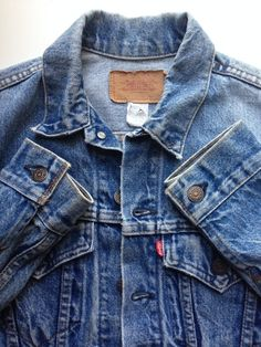 Nothing beats a classic Levi's classic denim jacket. Every girl needs one!