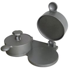 Sportsman MHPDBL Double Hamburger Press -- Additional details at the pin image, click it  : Skillets and Fry Pans
