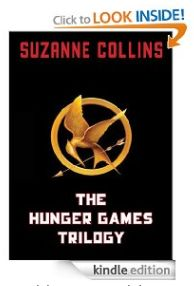 @Amazon: El libro de The Hunger Games Trilogy a solo $5 para Kindle
