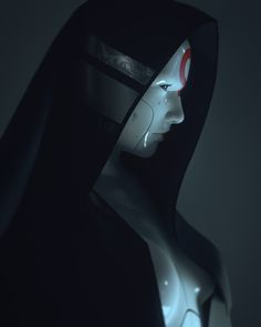 ArtStation - Android, Toby Lewin