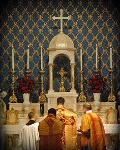 External Solemnity of the Sacred Heart 2013 | Mater Dei Latin Mass Parish Irving, TX
