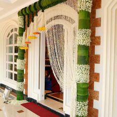 Diwali Decorations At Home, Wedding Hall Decorations, Desi Wedding Decor, Marriage Decoration, Backdrop Decorations, Engagement Stage Decoration, Flower Decorations, Rustic Weddings, Outdoor Weddings