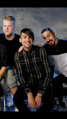 Scott,  Mitch and Avi