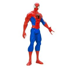 Superb Spider-Man Titan Hero: Spider-Man 30cm Fig Now At Smyths Toys UK! Buy Online Or Collect At Your Local Smyths Store! We Stock A Great Range Of Spider-Man & Marvel Legends At Great Prices.