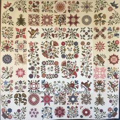 Celebrating Mary Brown Quilt Pattern