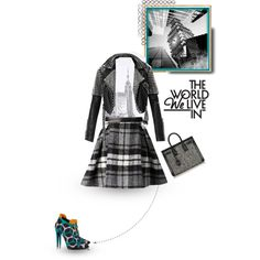 """""""Be yourself in the world"""" by blonde-bedu on Polyvore"""