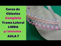 Curso de Chinelos | Completo | Para Iniciantes (Grátis) AULA 7 - Maguida Silva - YouTube
