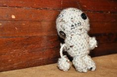 Crochet Zombie Amigurumi
