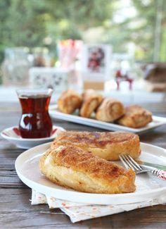 Fırında Paçanga Böreği