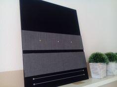 Magnetwände - Pinnwand Memoboard Tafel Magnetboard Modern Art - ein Designerstück von du-coeur bei DaWanda