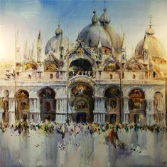 "Marti Laurentino, ""La Catedral de San Marco de Venezia"""