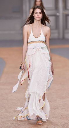 Chloe Spring Summer 2016 Collection