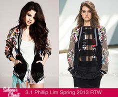 Selena Gomez will be Nylon Magazine's February 2013 cover girl and we got a teaser picture for the photoshoot today. She's sporting 3.1 Phillip Lim Spring 2013 RTW. The February 2013 issue of Nylon will be available on January 29th and we can't wait!   Check out a sneak peak at her interview HERE