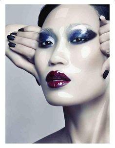 lan nguyen makeup - Google Search