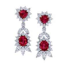 Fine Jewelry Harry Winston Jewelry - Earrings Harry Winston : Earrings... ❤ liked on Polyvore