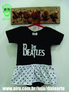 Body Saia The Beatles  www.airu.com.br/loja/dixiearte