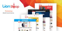Lion - Responsive Prestashop 1.6 and 1.7 Theme by Plaza-Themes A new multipurpose Prestashop theme has been introduced by Plazathemes ¨C Lion Responsive Prestashop Theme. Electronics, fashion, furniture, kids & toys,... ¨C everything you can sell with this theme. Lion theme has many prestashop