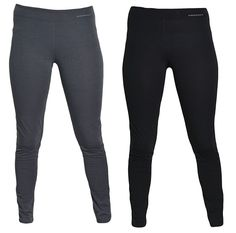 Paradox Womens Base Layer Pants Small Dri Release Lightweight Merino Blend NEW #Paradox #BaseLayers